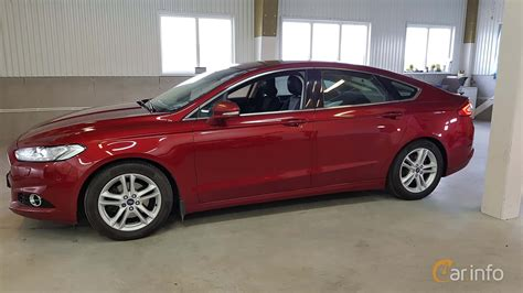 Ford Mondeo 1 5 Ecoboost Manual 160hp 2016