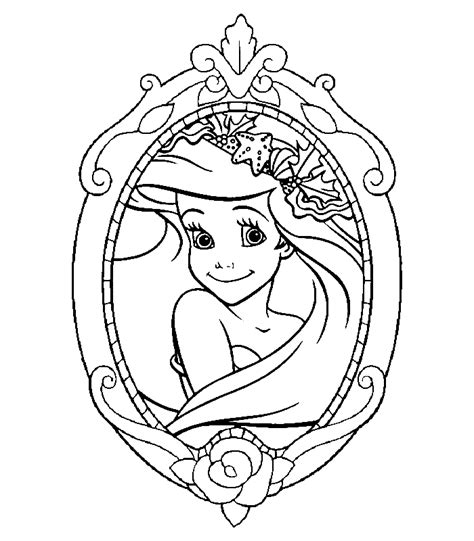 n 33 coloring pages of disney princesses