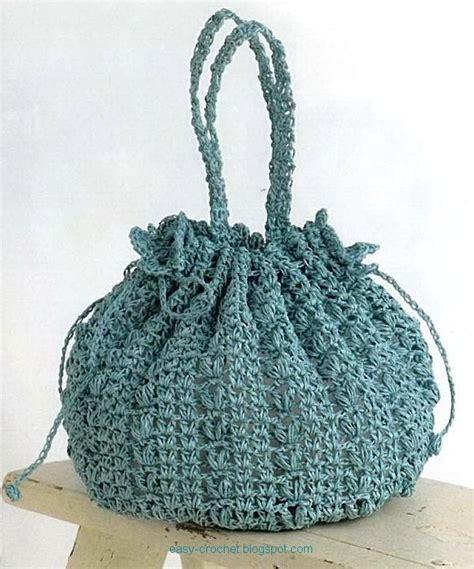 crochet patterns bags easy stylish easy crochet crochet bag pattern crocheting