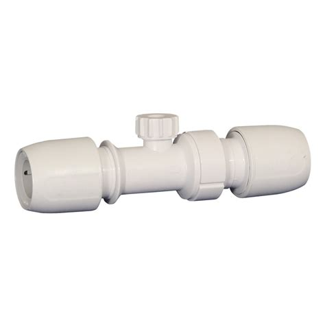 Push Plumbing Fittings by Hep20 Push Fit Check Valve 15mm Products