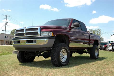 1994 2001 dodge ram 1500 1994 2001 dodge 4wd ram 1500 5 quot x series suspension 4wdfactory