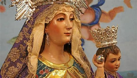actos y cultos en honor a la virgen de consolaci 243 n en cartaya