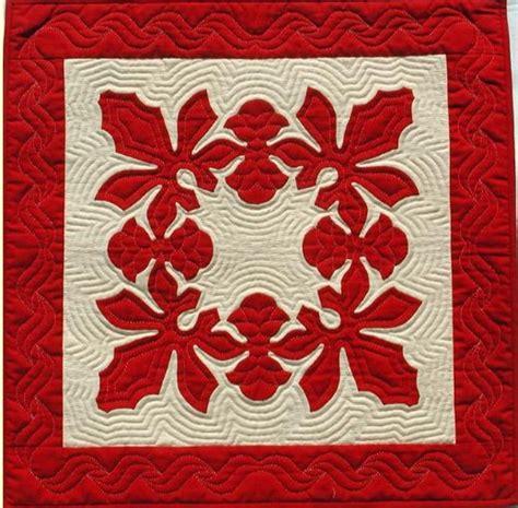 pattern hawaiian quilt another hawaiian quilt block things i love pinterest
