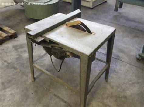sega da banco usata segatrice a sega circolare per legno usata sega