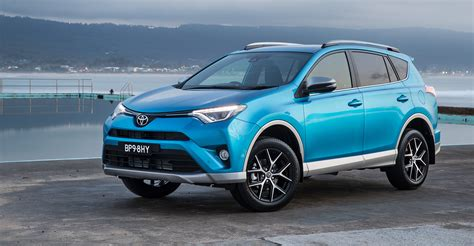 Toyota Rav4 Length 2017 Toyota Rav4 Pricing And Specs More Equipment And