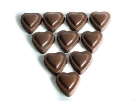chocolate hearts wish4 fairtrade fair trade organic milk chocolate