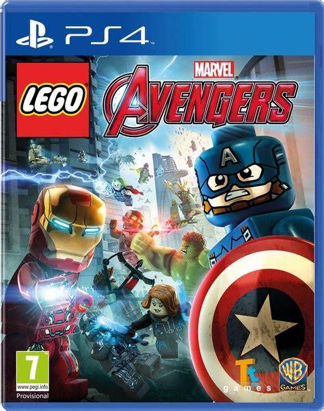 Ps4 Lego Marvel Heroes 2 Reg 3 lego marvel ps4 zavvi