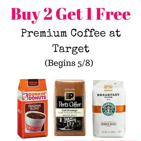 Exp Januari 2016 Buy One Get One Free Ovomaltine Crunchy D target buy 2 get 1 free premium bagged coffee starting sunday print clip coupons now
