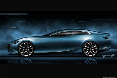 mazda sedan cars amazing cars mazda shinari sports sedan concept 44 high