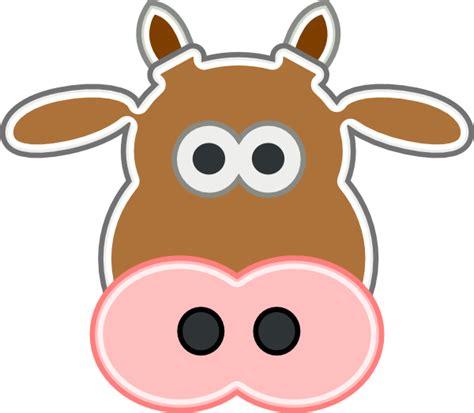 cow clip art at clker com vector clip art online