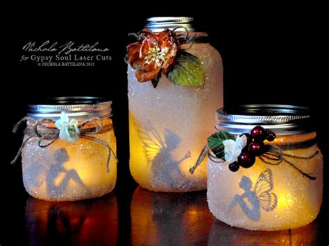 lights in a jar diy jar lantern tutorial