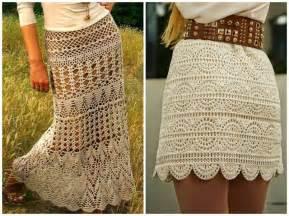 Dress Barn Skirts Little Treasures 10 Amazing Crochet Skirts Free
