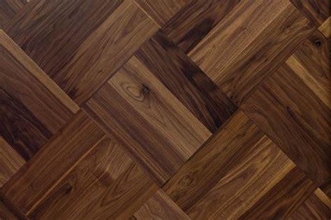 Parkett Flooring by American Walnut Parquet In A Diagonal Basket Weave