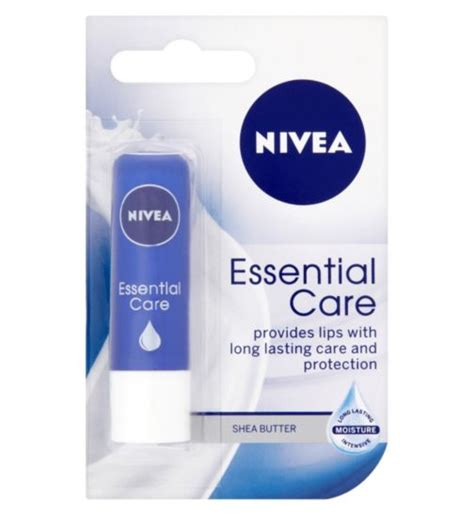 Nivea Lip Care Repair 4 8ml nivea essential care lip balm reviews