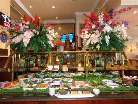 buffet picture of rei do gado restaurant san diego