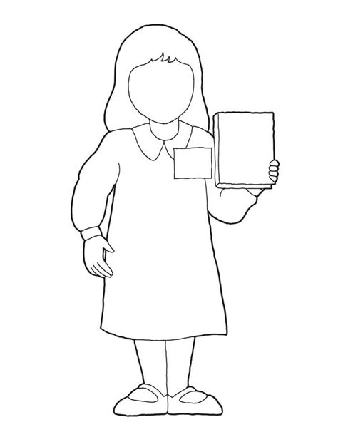 girl missionary clip art primary pinterest