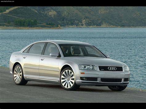 Audi A8 2005 by Audi A8 4 2 2005 Picture 03 1600x1200