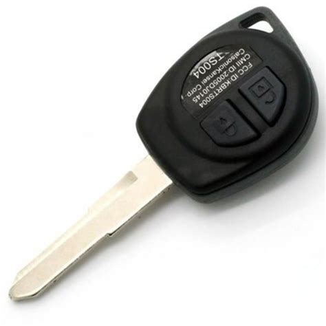Door Key Kijang Grand Set 2 Buttons Remote Key Fob Shell Replace For Suzuki