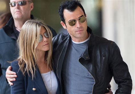 Aniston To Adopt by Rumor Bust Jen And Justin Did Get Married But Didn T
