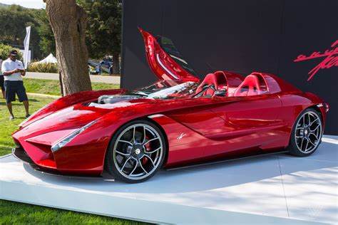Cars Picture America S Most Important Luxury Car Show The Verge