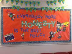 character education themes elementary honesty bulletin board bulletin boards school