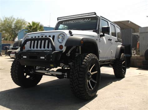 6 Inch Jeep Wrangler Lift Jk Jeep 6 Inch Lift Kit 2007 2017
