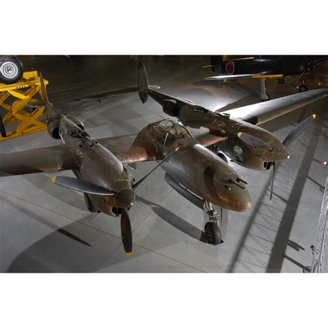 memorial park oshkosh lights lockheed p 38 lightning caza pesado la segunda guerra