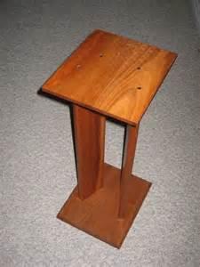 Wharfedale Bookshelf Speakers Woodwork Wooden Speaker Stands Plans Pdf Plans