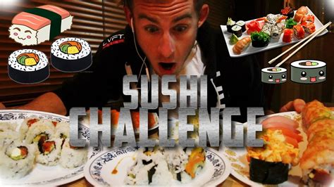 all you can eat challenge all you can eat sushi challenge 10 000 calories