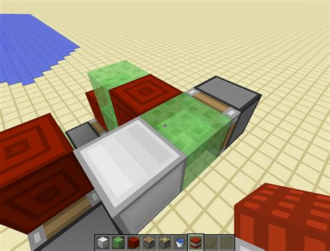 slime block tutorial cubehamster automatic bud activated slime block tnt cannon tutorial