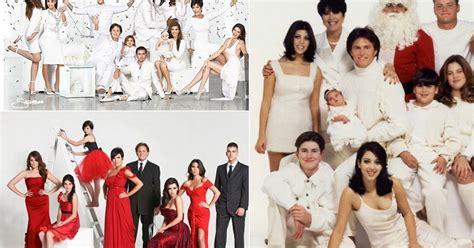 kim kardashian christmas tree 2013 the kardashian christmas card a look back at the