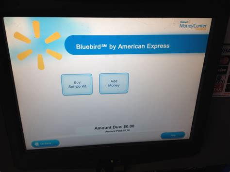 Gift Card Kiosk Walmart - how to use the walmart money pass kiosk to load gift cards onto your bluebird for no fee