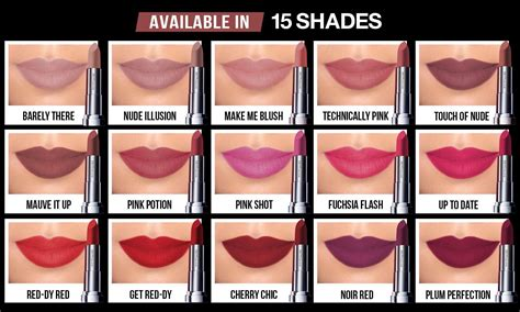 Maybelline The Powder Mattes Lipstick maybelline powder matte lipstick makeup