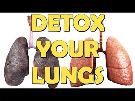 Http Genuinewell Naturally Detox Nicotine by How To Detox Smokers Lungs Naturally L 5 Steps To Cleanse