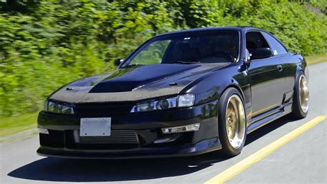 S14 Nissan by 680 Whp Nissan S14 From Hell The 2jz Powered Quot Mongoose