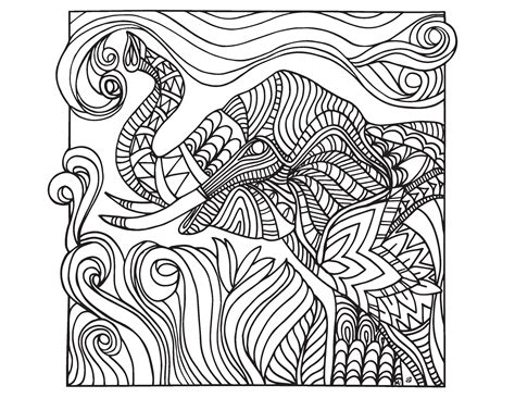 relaxation coloring pages az coloring pages