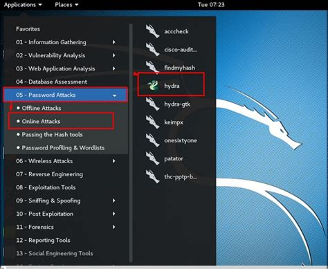 kali linux terminator tutorial kali linux password cracking tools