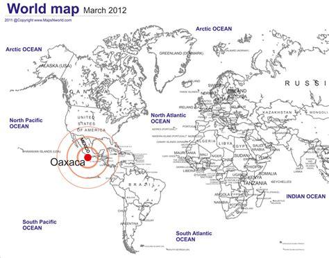 mexico city world map mexico city world map