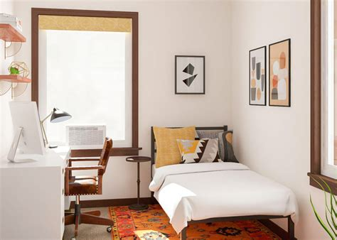 simple office meets guest room decorating ideas modsy blog