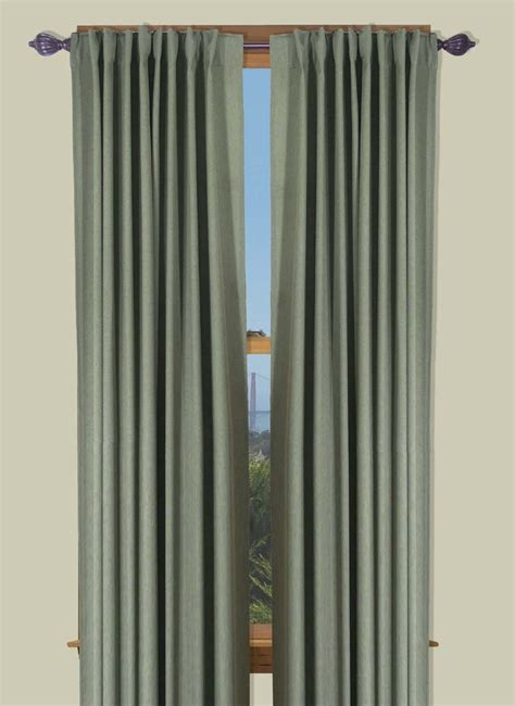 back tab curtain panels glasgow two way rod pocket back tab curtain panel