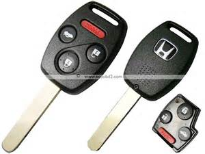 2007 Honda Accord Key Honda 3 1 Button Remote Key Usa 46 Chip Inside 313 8mhz