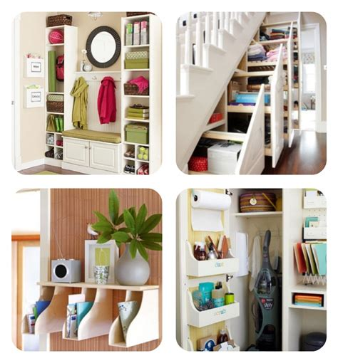 home storage ideas home organization collage pictures photos and images for