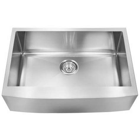 frankeusa farmhouse undermount stainless steel 33x20 75x10