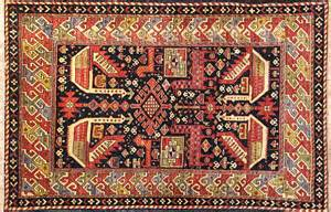 Interior Motif What Is A Tribal Rug Nomad Rugs
