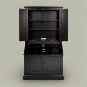 Secretary Desks For Small Spaces American Artisan Secretary Desk Upper Cabinet