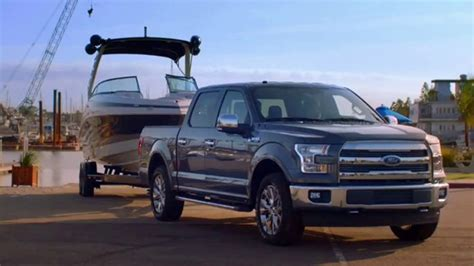 ford tv commercial ford summer sales event tv commercial pro trailer backup