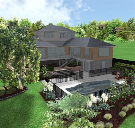 Landscape Architect New Zealand New Zealand Landscape Architect Plan Designer