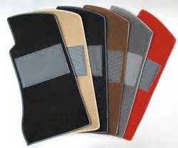 mgb floor mats mgoc spares accessories carpets