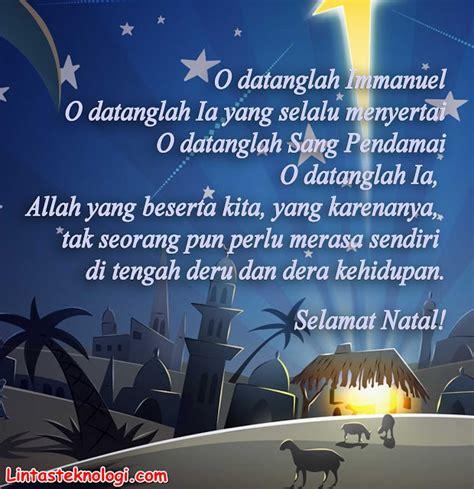film natal bahasa indonesia download contoh kartu ucapan selamat hari natal tahun