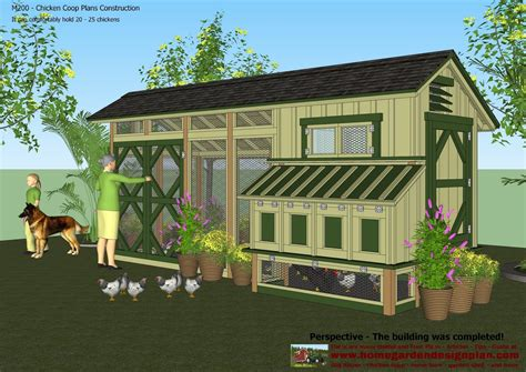 chicken house design home garden plans m200 chicken coop plans construction chicken coop design how
